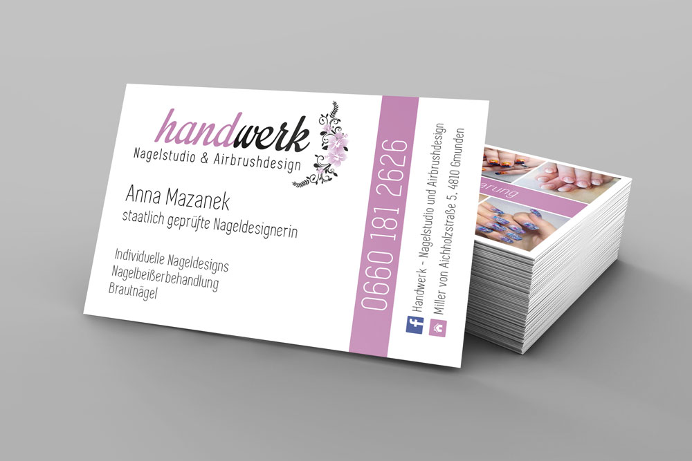 Stiworx Werbeagentur Logodesign Visitenkarten