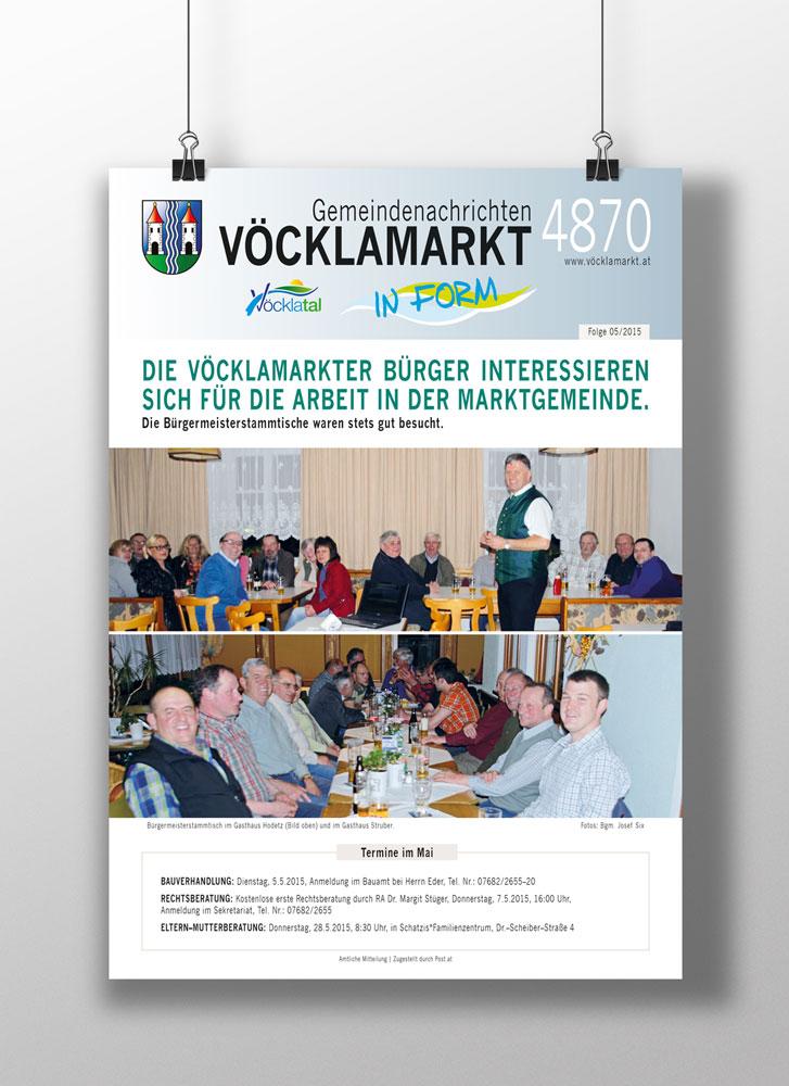 Titelseite Gemeindenachrichten